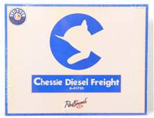 Lionel 31735 Chessie diesel freight set