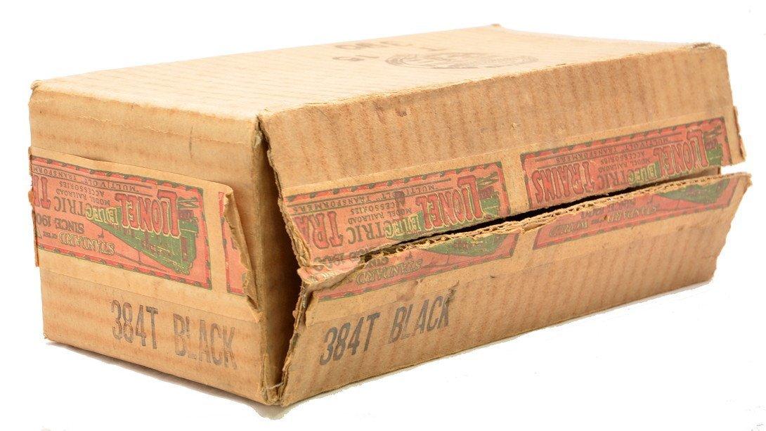 Lionel Original Box ONLY for a 384T Black Tender