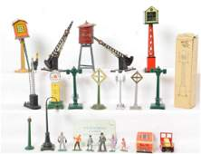 Lionel American Flyer Bing etc accessories O