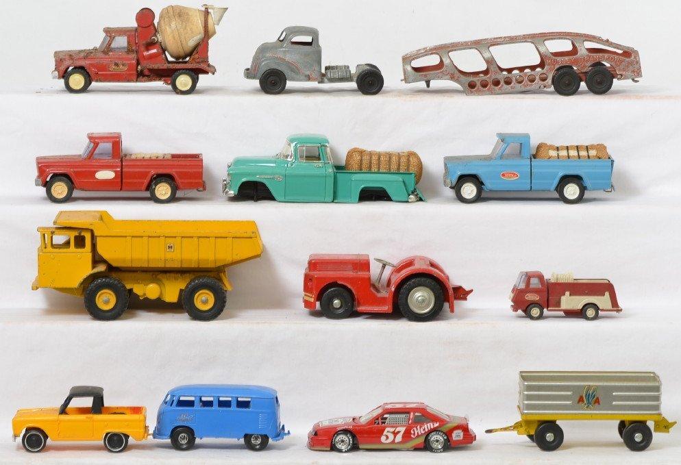 Tonka, Revell, Model Toys, Gay, Ertl, trucks, cars,
