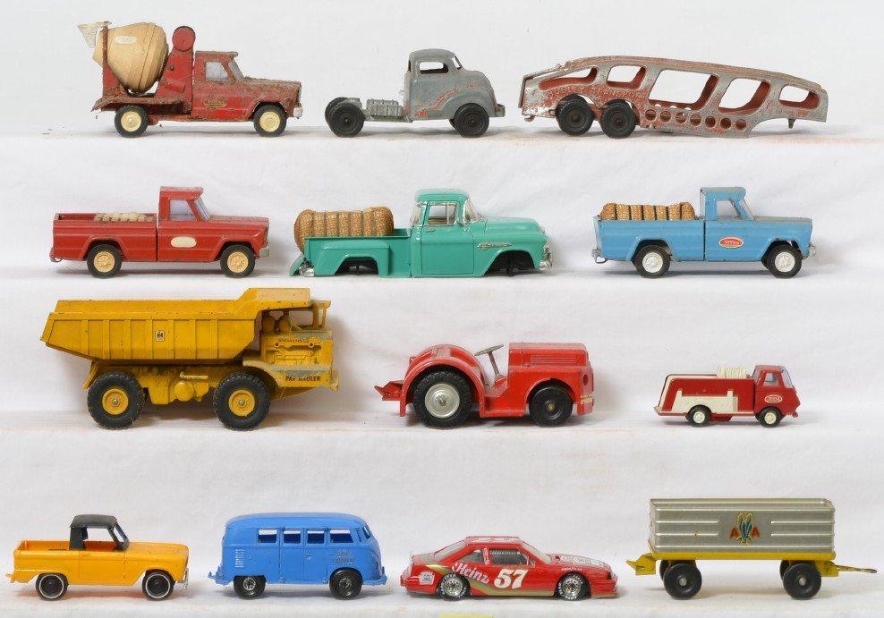Tonka, Revell, Model Toys, Gay, Ertl, trucks, cars, - 2