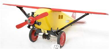 Brass Tag Toys Steelcraft US Mail Plane
