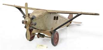 Steelcraft NX130 Pressed Steel Airplane