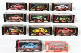 Monster Group of NASCAR Collectible Items