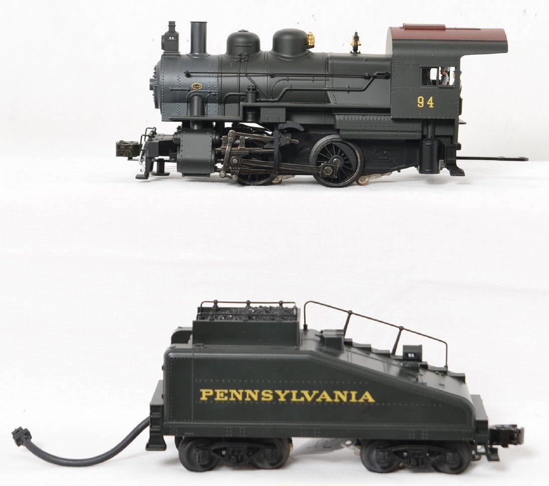 K Line Pennsylvania A5 steam switcher