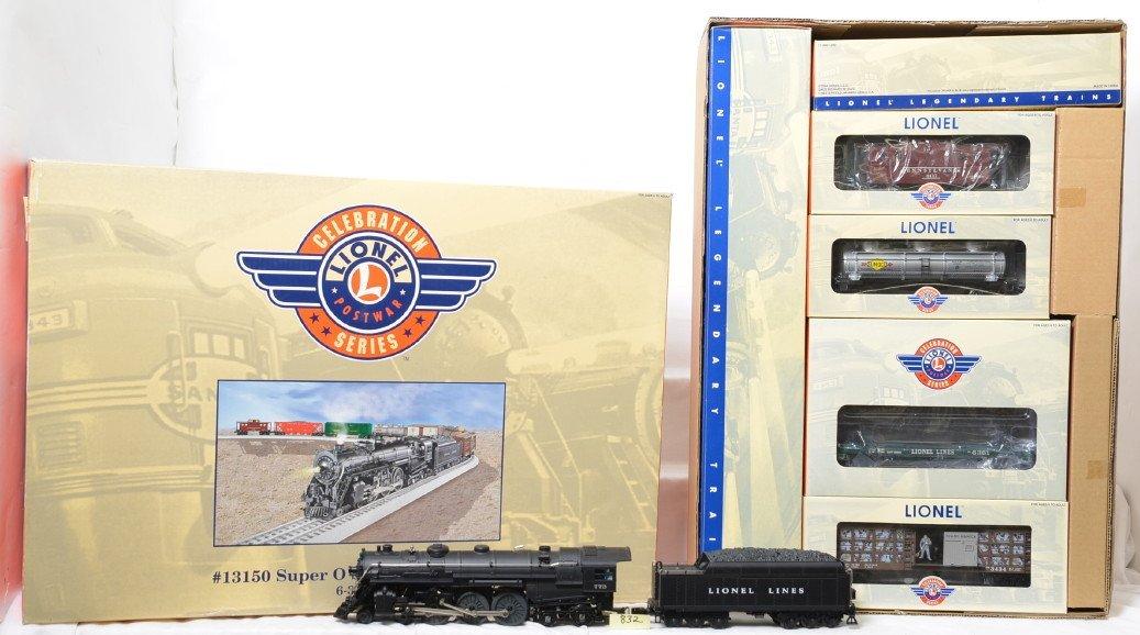 Lionel 31739 PWC Super O 13150 set