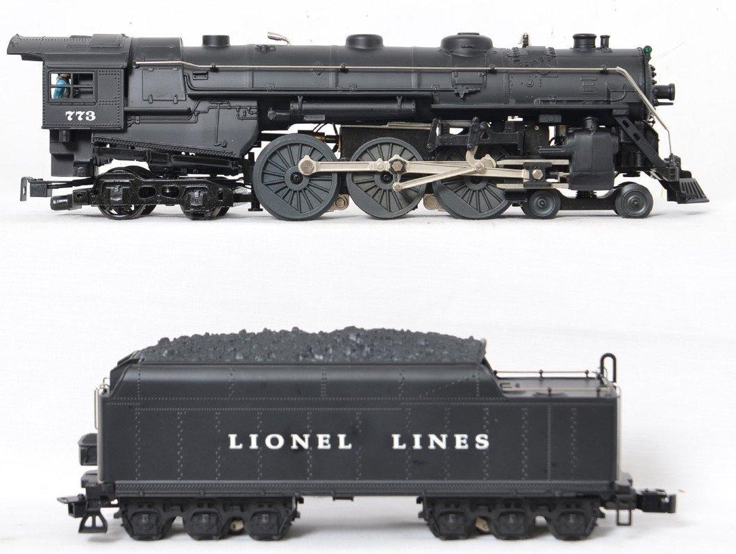 Lionel 31739 PWC Super O 13150 set - 2