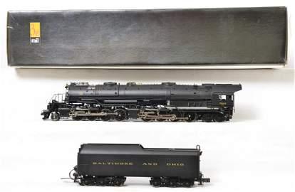 3rd Rail B&O EM-1 2-8-8-4  late