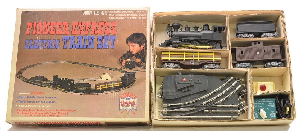 Marx Sears Pioneer Express Set 96297/15630