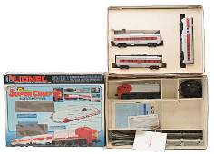Lionel 11739 Super Chief Santa Fe Pass Set