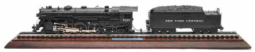Lionel 18005 NYC J-1e Hudson Loco w/Display Case