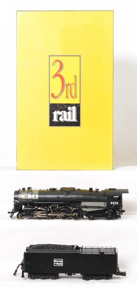 3rd Rail Boston and Maine 2-8-4 Berkshire