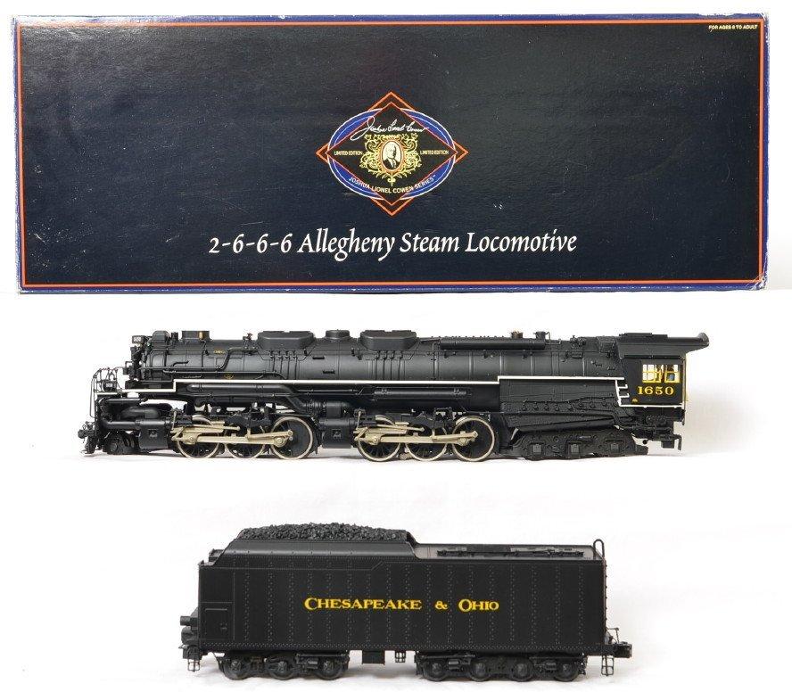 Lionel 38081 C&O Allegheny 2-6-6-6 Loco