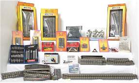 MTH RealTrax layout in a box