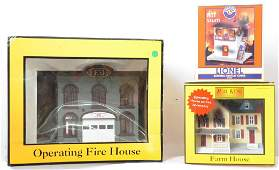 MTH and Lionel fire accessories 14104 309142 309112