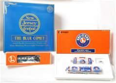 Lionel 21787 Blue Comet set