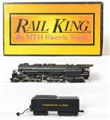 MTH RailKing No 201117LP CO Allegheny 2666