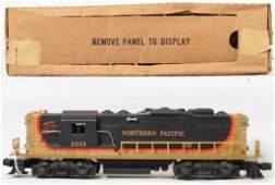 Lionel 2349 Northern Pacific GP-9 in OB