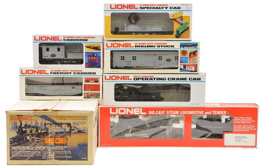 Lionel 1502 Yard Chief Freight Set MINT Boxed
