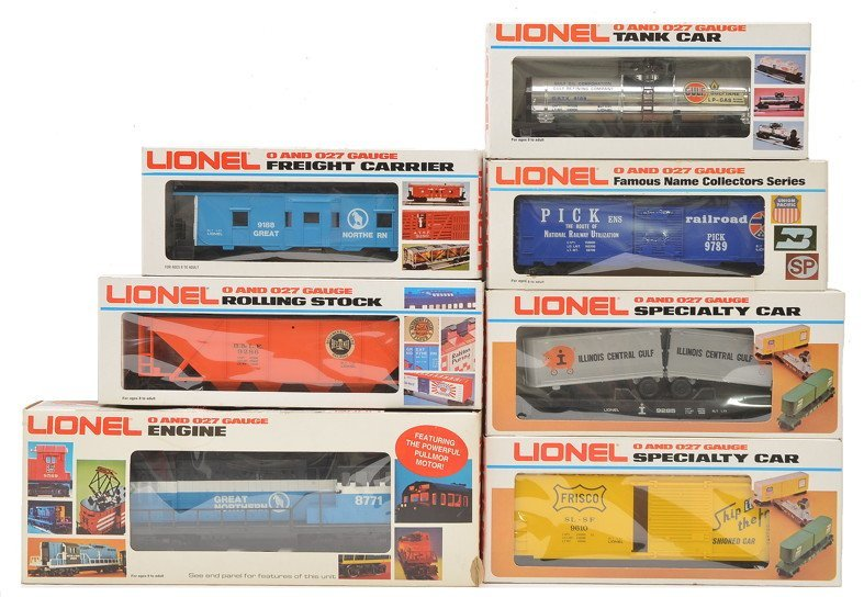 Lionel 1765 Rocky Mountain Special MINT Boxed