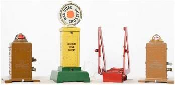 Lionel prewar standard gauge accessory lot 91 91 87 26