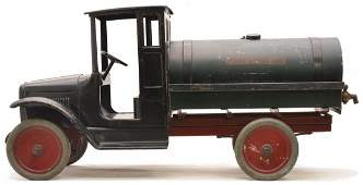Buddy L no. 206 Tank and Sprinkler Truck