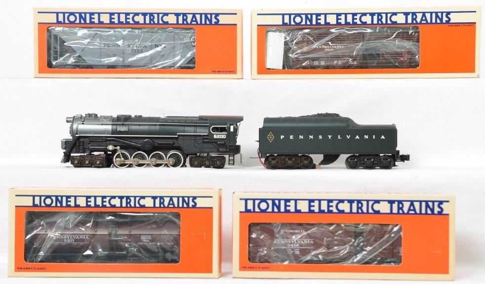 Lionel 8404 Turbine & set