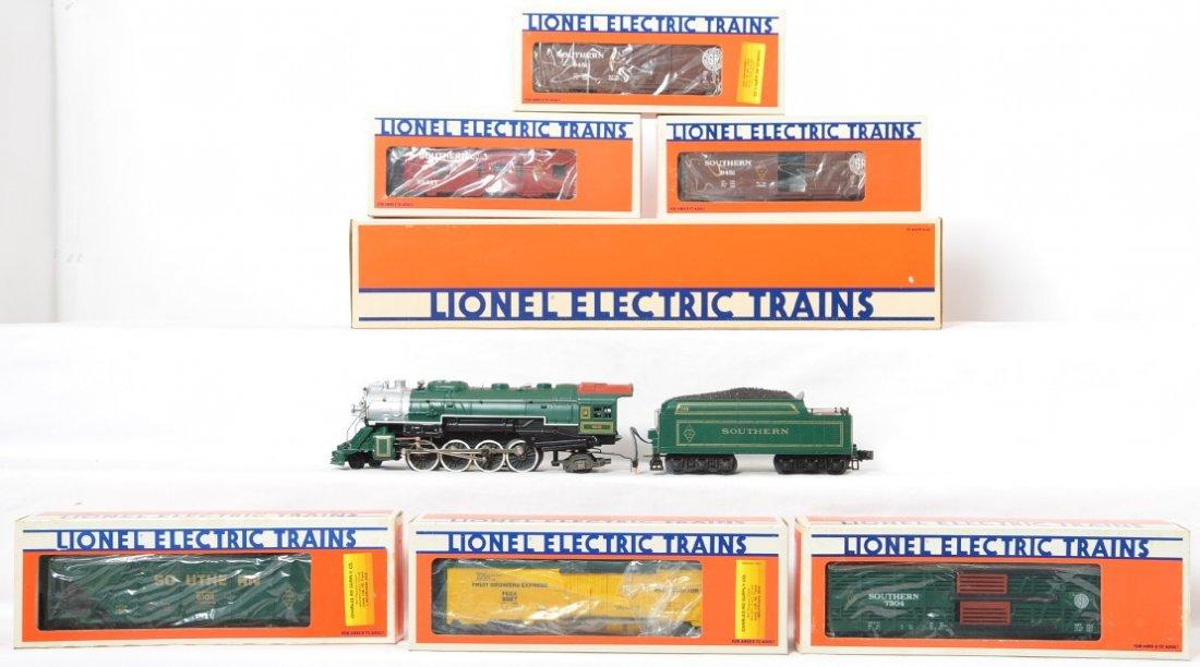 Lionel Southern FARR set 8309, 9887, etc.