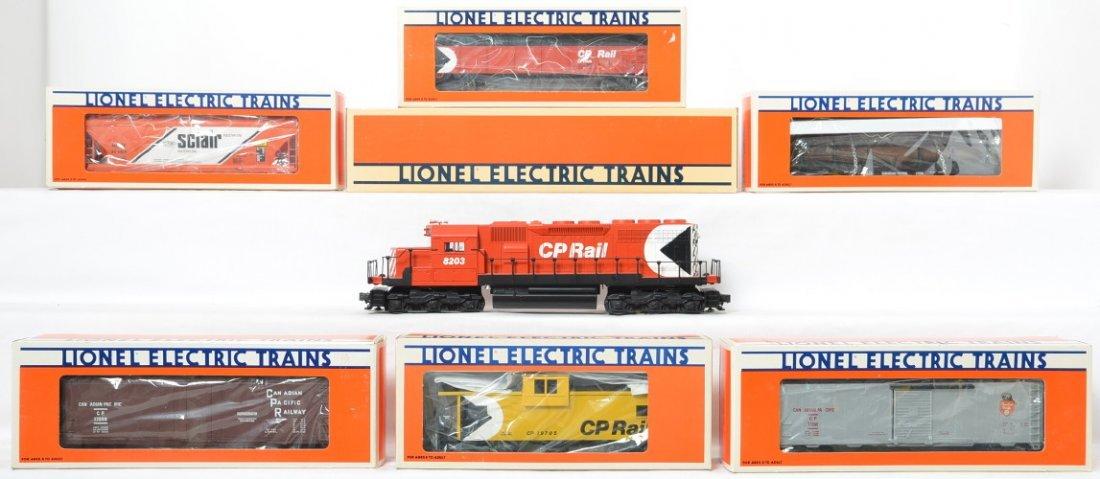 Lionel 11710 CP Rail Limited Set