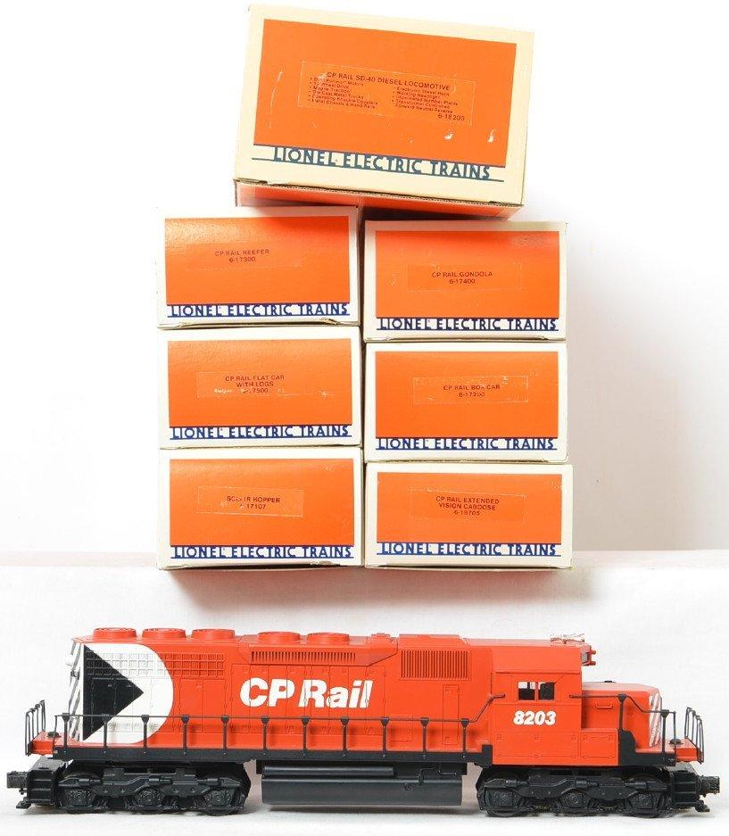 Lionel 11710 CP Rail Limited Set - 2