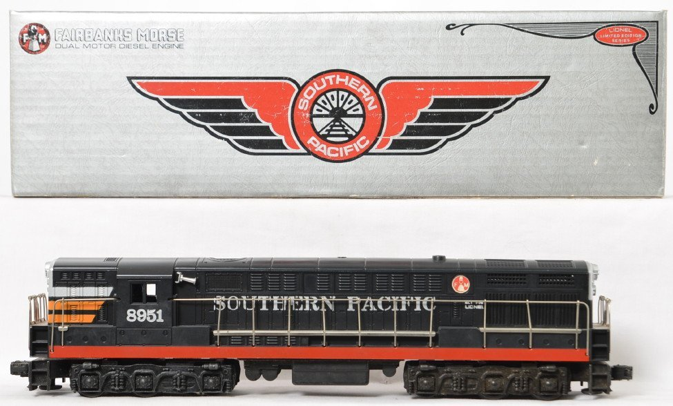 Lionel 8951 Southern Pacific FM Trainmaster
