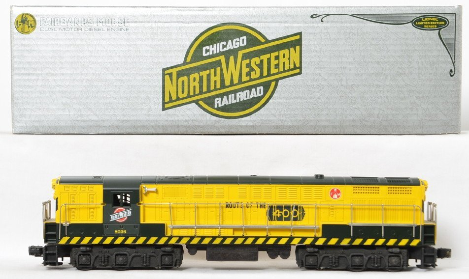 Lionel 8056 C&NW FM Trainmaster