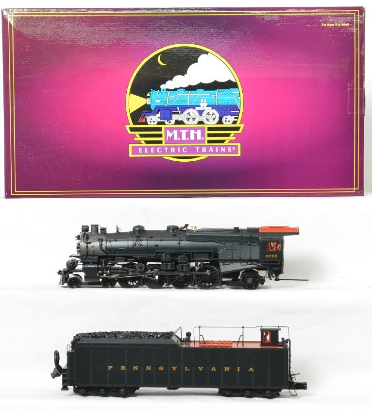 MTH Pennsylvania M-1b Mountain with Proto 2