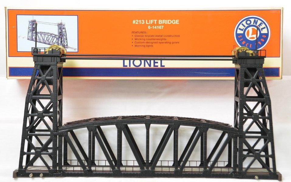 Lionel 14167 Lift Bridge - 2