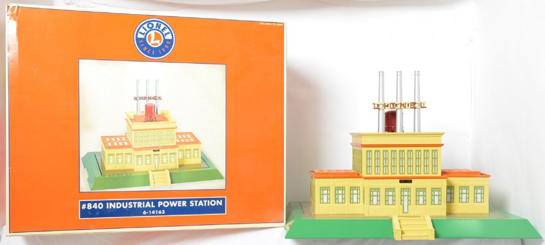 Lionel 14163 #840 power station