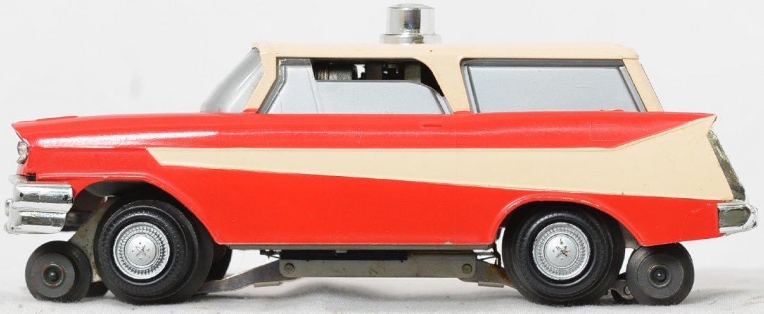 Lionel Postwar O gauge 68 executive inspection car