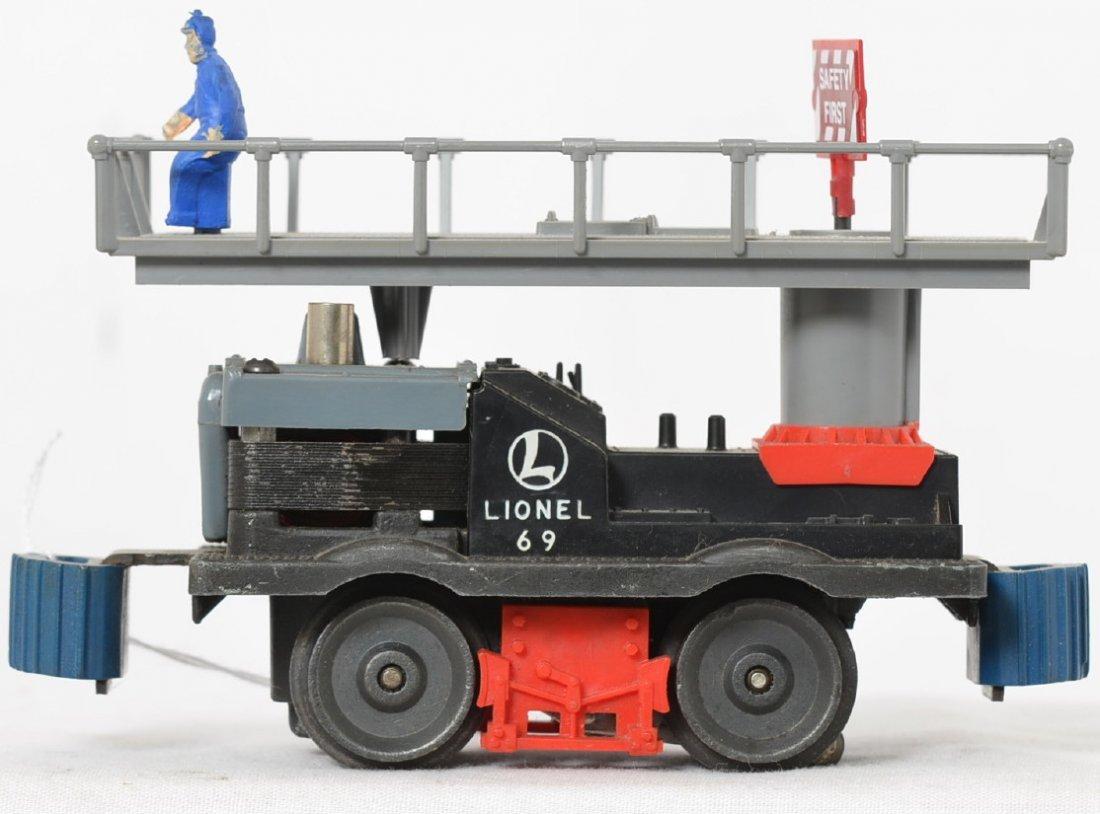 Lionel Postwar O gauge 69 maintenance car