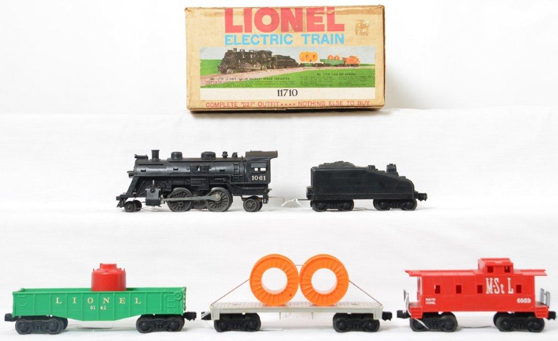 Lionel Postwar O27 gauge 11710 set in OB