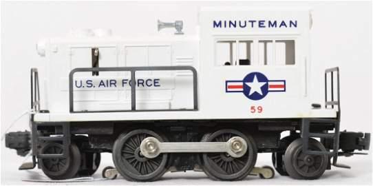Lionel Postwar O 59 Minuteman switcher
