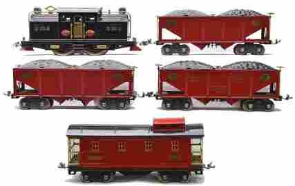 Lionel Standard Gauge Coal Train Set no. 340E