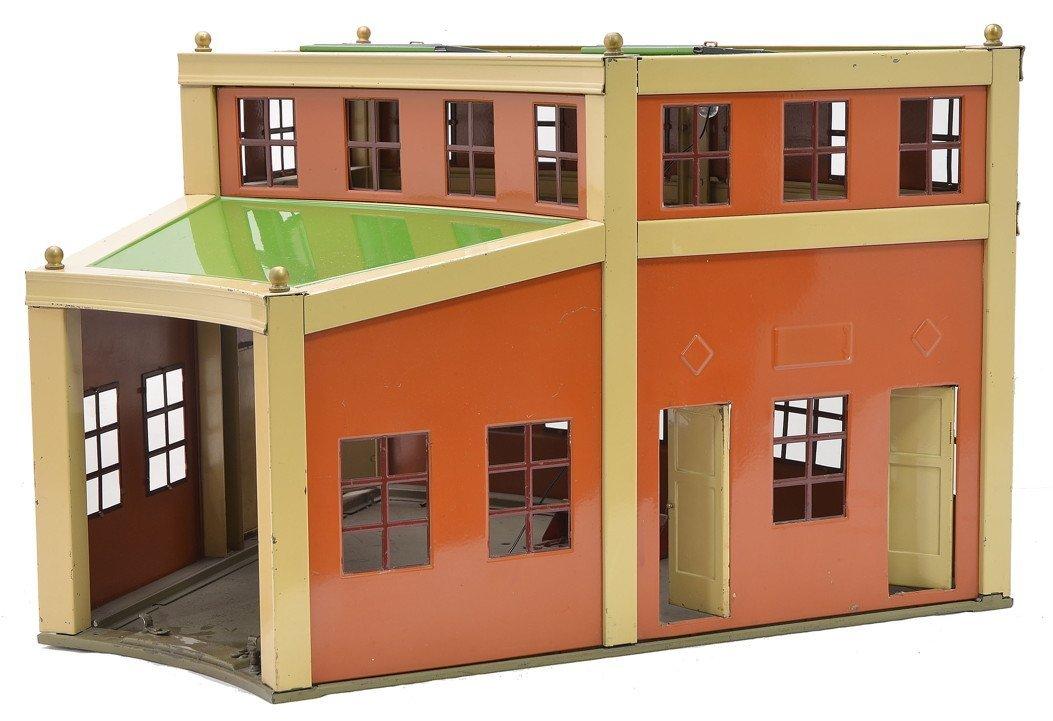 Lionel Std. Ga. Desirable 444 Roundhouse
