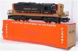 888: Lionel 2349 Northern Pacific GP in OB