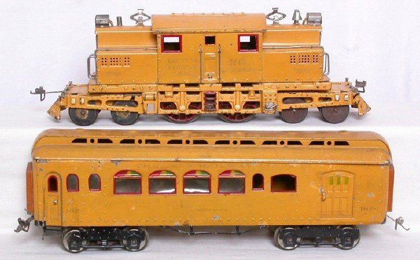 971: Ives orange frame 3243, 187-1, 188-1 and 189-1