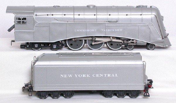 7: Lionel 18045 NYC Commodore Vanderbilt 4-6-4