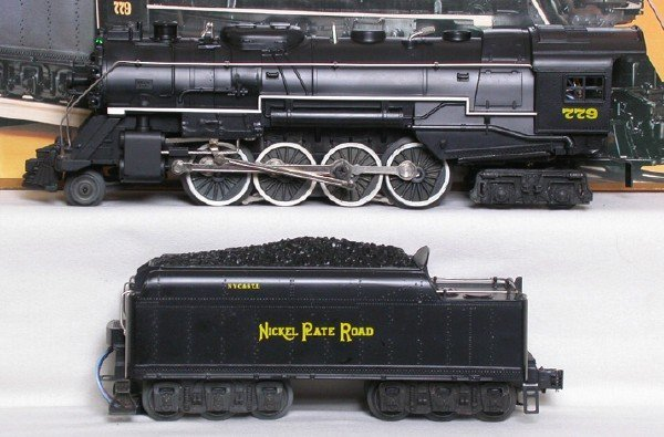 15: Lionel 8215 Nickel Plate Road 2-8-4 and tender