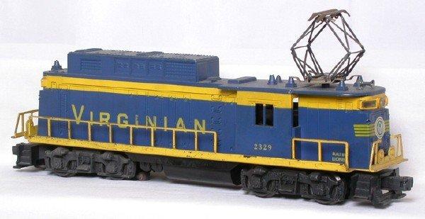 18: Lionel 2329 Virginian E33 electric loco