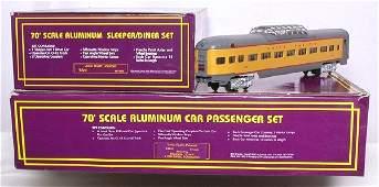 217: MTH Union Pacific 6506 6606 70Õ scale 7-car set
