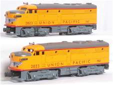 347 Restored Lionel 2023 gray nose Union Pacific