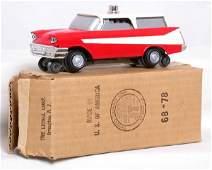 720: Mint Lionel 68 executive inspection car, OB