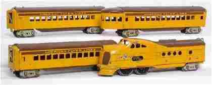 993: American Flyer prewar Union Pacific streamliner